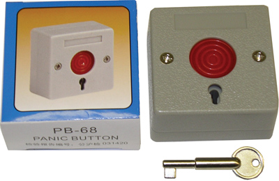 EaseMind Panic Button w key