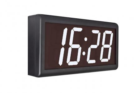 Värikäs hyytelötyyli söpö silikoni LED-kello