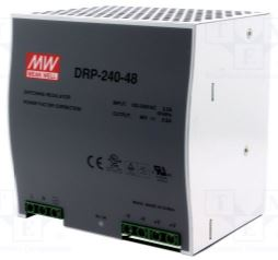 Din-Rail Power Supply 48VDC 240W Adjustable 48-56VDC