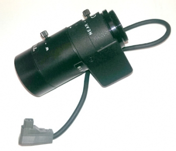 topica cctv camera lens 6 60mm f:1.6, auto iris, cs